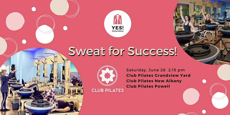 Sweat for Success supporting YES! Columbus