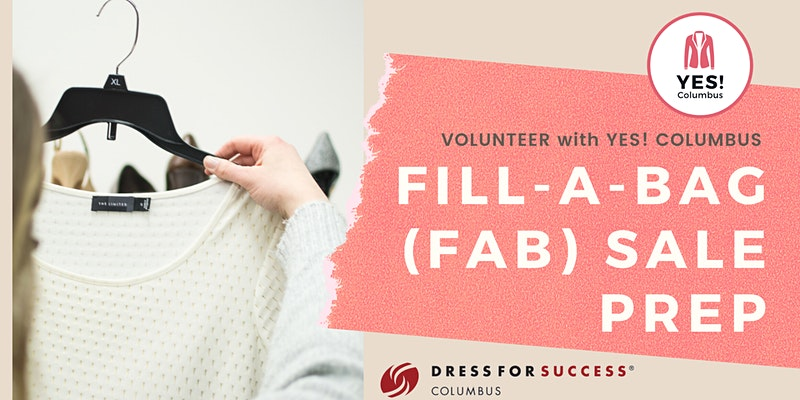 FAB Sale Prep with YES Columbus